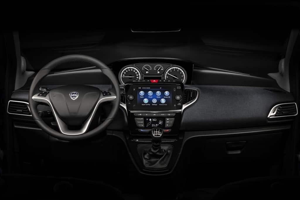 Official: New Lancia Ypsilon 2021