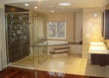 acrylic shower panels
