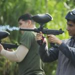 paintball gun game