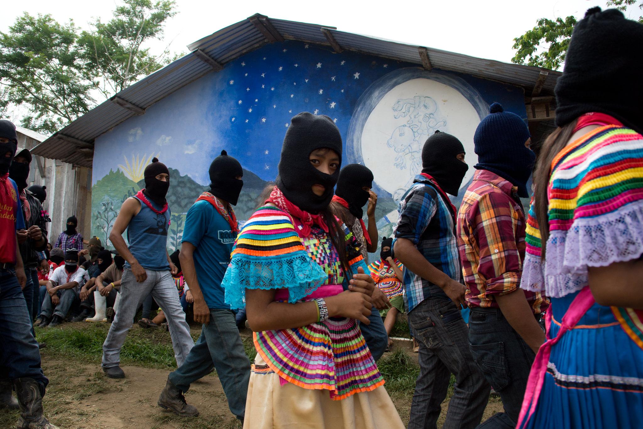 Der surreale Kampf der ZapatistInnen für das Leben – und gegen den Kapitalismus