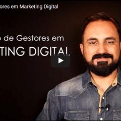 Formação de Gestores de Marketing Digital e Mídias Sociais