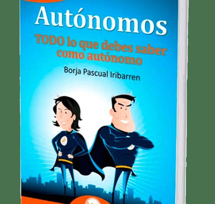 3º Edición del GuíaBurros: Autónomos, del experto en desarrollo de negocio Borja Pascual