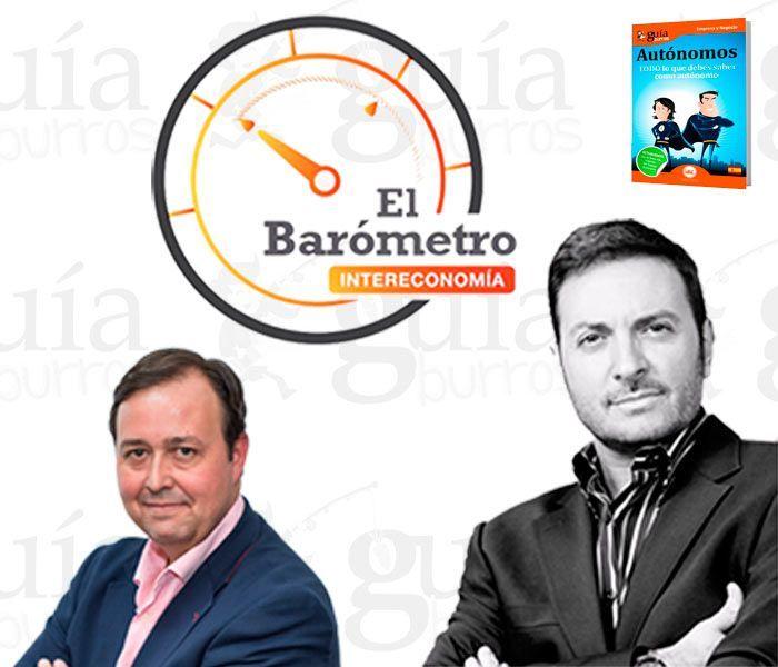 Borja Pascual presenta su libro en «El Barómetro» de Albert Castillón