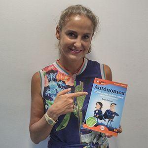 Carla Royo-Villanova ya tiene su GuiaBurros para autónomos
