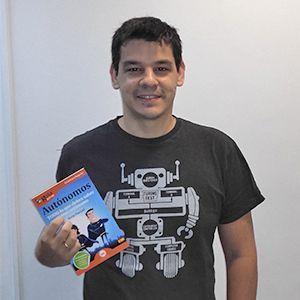 Juan Cartagena, fundador de Traity, ya tiene su GuíaBurros para autónomos