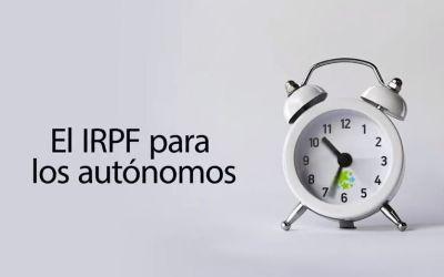 IRPF para los autónomos