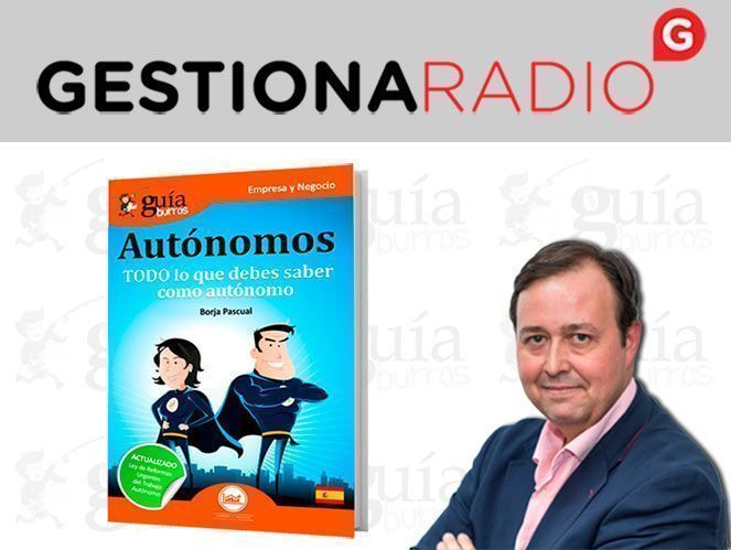 GuíaBurros para autónomos en Primera Hora de Gestiona Radio