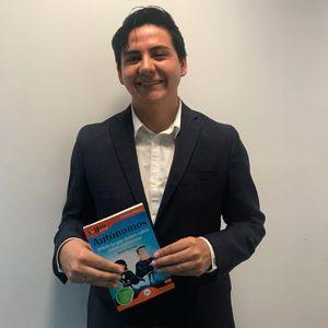 Hernán Cerna ya tiene su GuíaBurros para autónomos