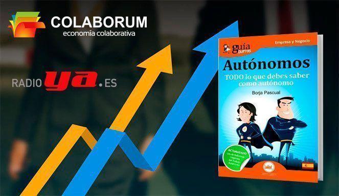 GuíaBurros para autónomos en Colaborum de RadioYA