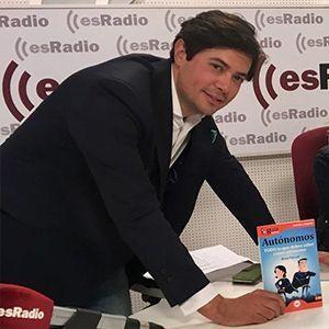 Luis Fernando Quintero ya tiene su GuíaBurros para autónomos