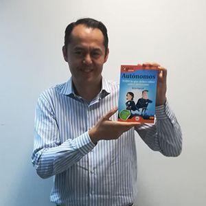 Alexander Preukschat ya tiene su GuíaBurros para autónomos
