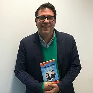 Eugenio Mallol ya tiene su GuíaBurros para autónomos