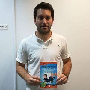 Diego Goya Quijano, cofundador de Billin, ya tiene su GuíaBurros para autónomos