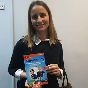 Lupina Iturriaga, cofundadora y CEO de Fintonic, tiene su GuíaBurros para autónomos