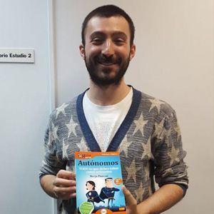 David Osman ya tiene su GuíaBurros para autónomos
