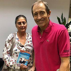 José Luis Llorente ya tiene su GuíaBurros para autónomos