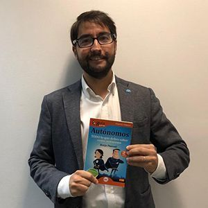Carlos Rivera ya tiene su GuíaBurros para autónomos