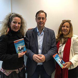 Fátima Martínez y Ana Zuazo ya tienen su GuíaBurros para autónomos