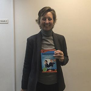 Blanca Narváez ya tiene su GuíaBurros para autónomos