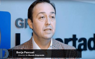 Borja Pascual y el GuíaBurros Autónomos en «Diálogos en Libertad»