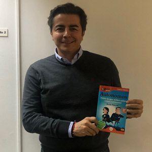 Javier Bercial ya tiene su GuíaBurros para autónomos