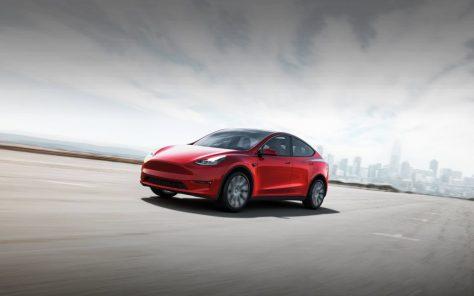 Tesla Μοντέλο Υ