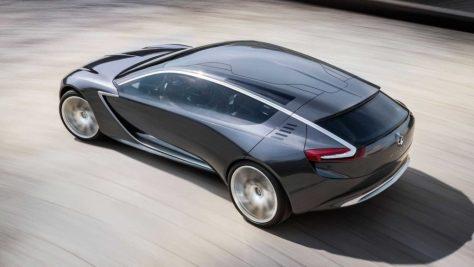Έννοια Opel Monza 2013