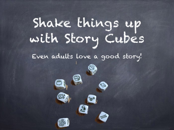 Story Cubes .001
