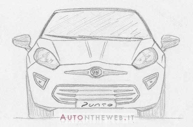 Fiat Punto 2014, Nuova Punto 2015, Nuova Fiat Punto