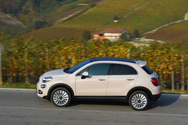 Fiat 500X Lounge 2015 06