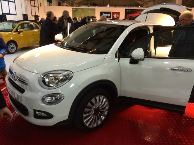 Fiat 500X - Cocktail Lunch Mocauto 2015 23