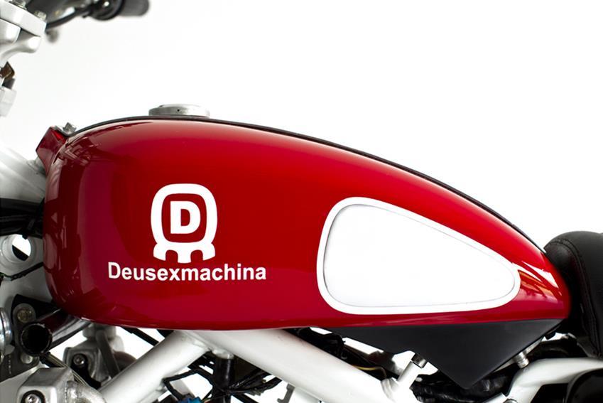 Custom Husqvarna TE250 by Deus Ex Machina