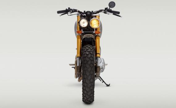 Yamaha XV Free Range 920 by Classified Moto