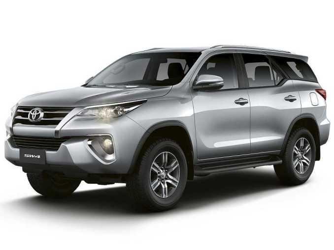 Toyota SW4 2019