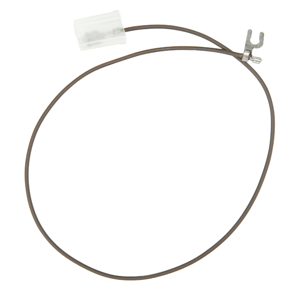 Choke Wire w/ Fuel Injection Cold Enrichment, 1962 Chevy
