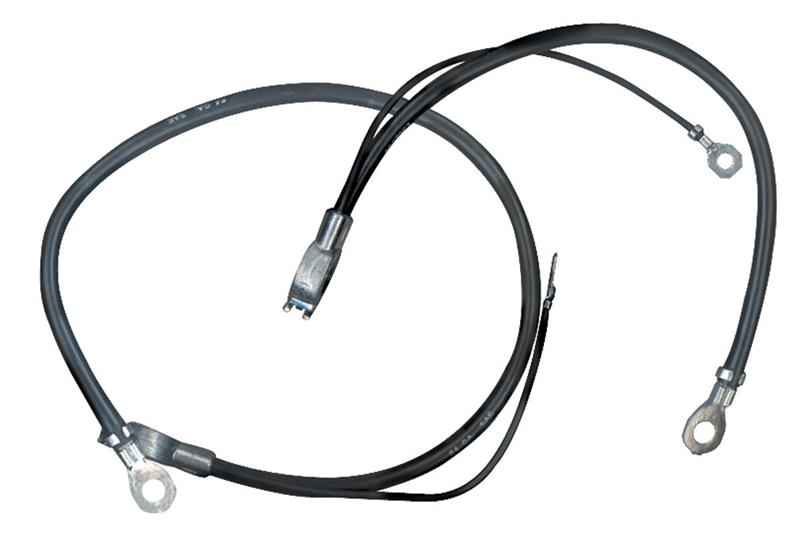 Battery Cable Spring Ring Negative, 1964-65 Pontiac GTO