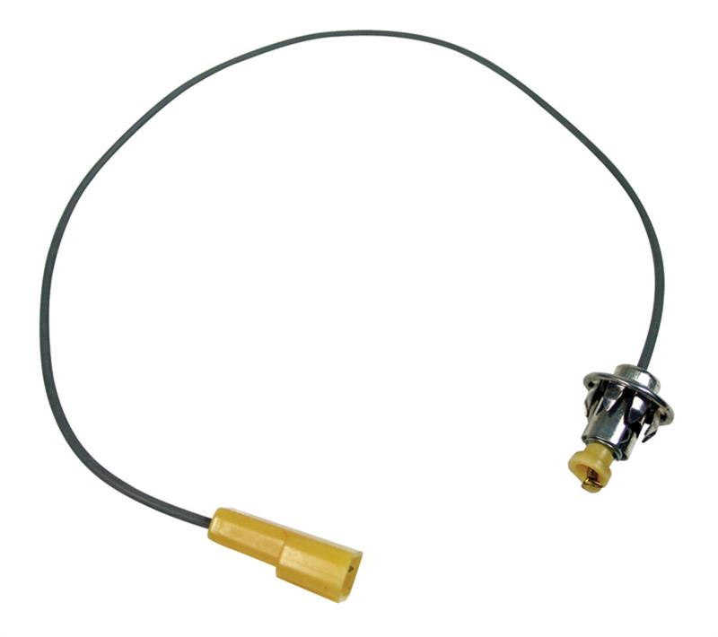 Radio Lamp Wire, 1966-67 Pontiac GTO