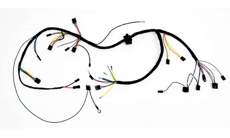 Engine Wiring Harness, 1968 Chevy Impala