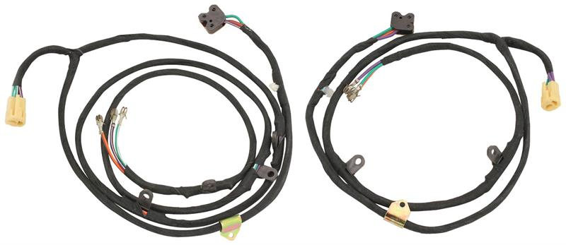 Power Window Harness, 1966-67 Chevy Impala, 65-66 Olds
