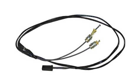 Heater & A/C Indicator Lamp Harness For Dash Harness To