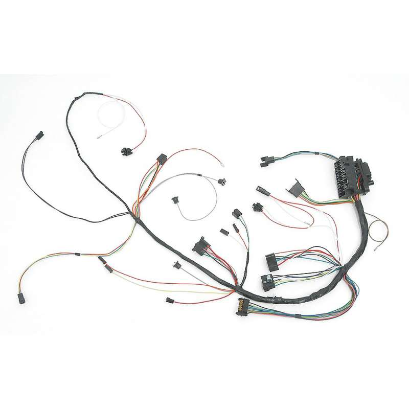 Dash Wiring Harnesses, 1966 Chevy Impala