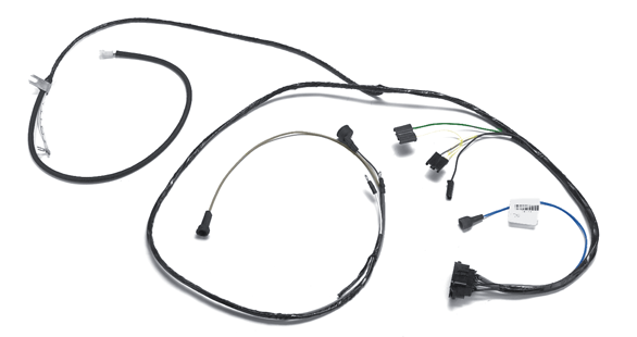 Forward Lamp Wiring Harness, 1967 Chevrolet Camaro