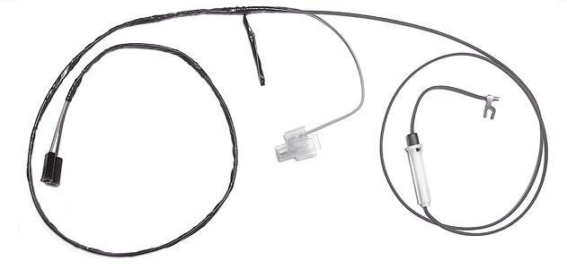 Tachometer Wiring Harness, 1972 Pontiac GTO