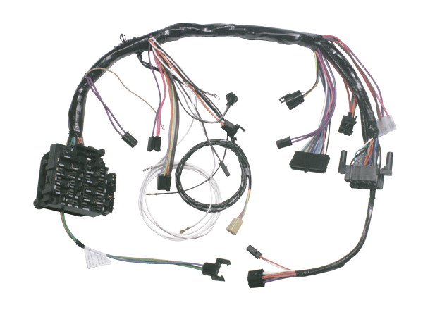 Dash Instrument Cluster Wiring Harnesses, 1964 Chevy Impala