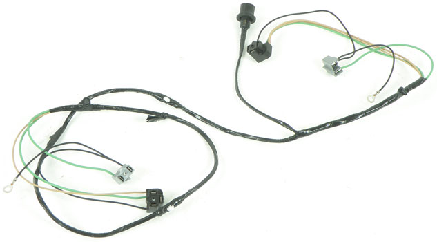 Headlamp Extension Harness for for Single Headlights to