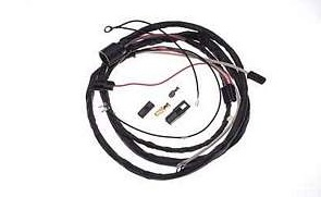 Transistor Ignition Wiring Harness, 1966 Chevrolet Chevelle