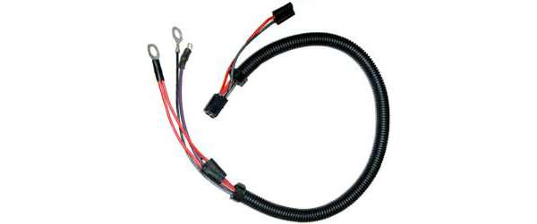 Starter Extension Wiring Harness, 1977-78 Chevy Corvette
