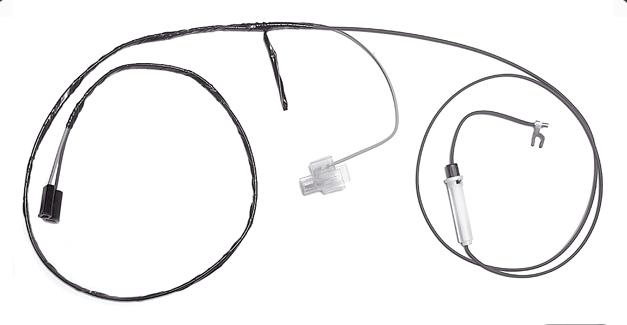 Tachometer Harness w/ Dash Mounted, 1979 Pontiac Firebird