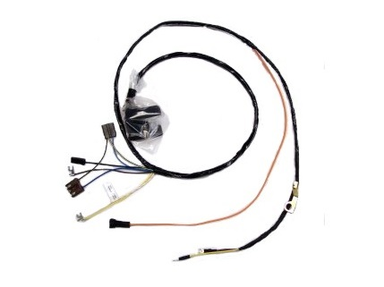 Engine Wiring Harness, 1975 Chevrolet Camaro