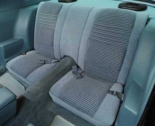 Seat Upholstery 197980 Firebird Custom Deluxe Coupe Seat